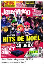Jeux Video Magazine n°225