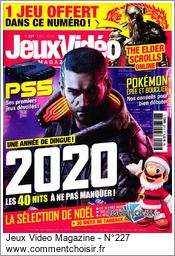 Jeux Video Magazine n°227