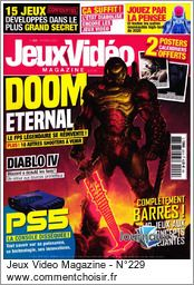 Jeux Video Magazine n°229
